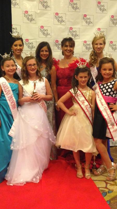 Karen & Kat  with NC Queens & Princesses